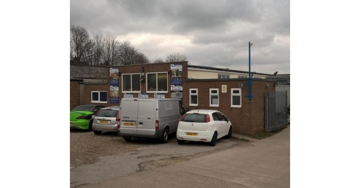 Plot 6 Sandy Lane Industrial Estate