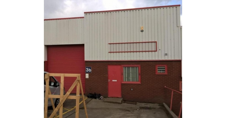 Unit 3B, Thornhill Industrial Estate - Let