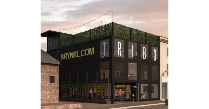 Eco friendly shipping container complex coming to Sheffield Fernie